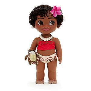 Läs mer om Vaiana som liten, docka