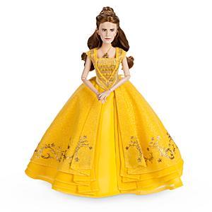 Läs mer om Belle docka, kollektionen från filmen Skönheten och Odjuret
