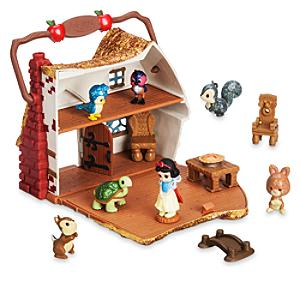 Läs mer om Snövit lekset i miniatyr, Disney Animators' Collection Littles