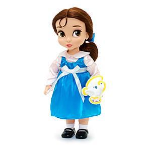 Läs mer om Belle-docka, Skönheten och odjuret