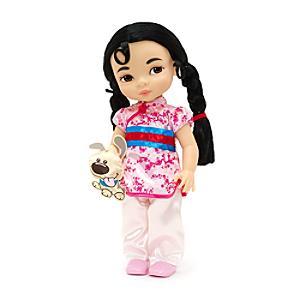 Image of Bambola Mulan collezione Animator