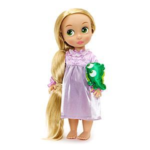 Image of Bambola Rapunzel collezione Animator, Rapunzel - L'intreccio della Torre