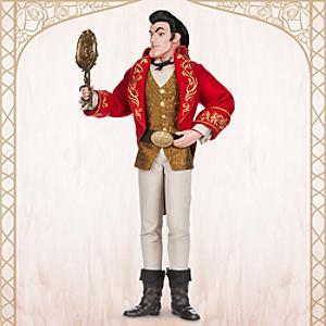 Läs mer om Gaston docka i begränsad upplaga, Skönheten och Odjuret