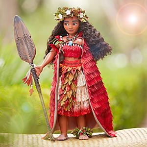 Läs mer om Vaiana docka i begränsad upplaga