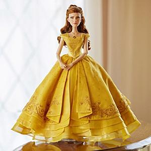 Läs mer om Belle docka i begränsad upplaga, Skönheten och Odjuret