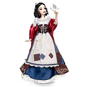 Läs mer om Snövit-docka i begränsad upplaga, Art of Snow White