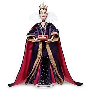Läs mer om Den elaka drottningen-docka i begränsad upplaga, Art of Snow White