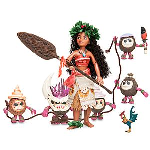 Image of Bambola collezione Disney Designer Vaiana