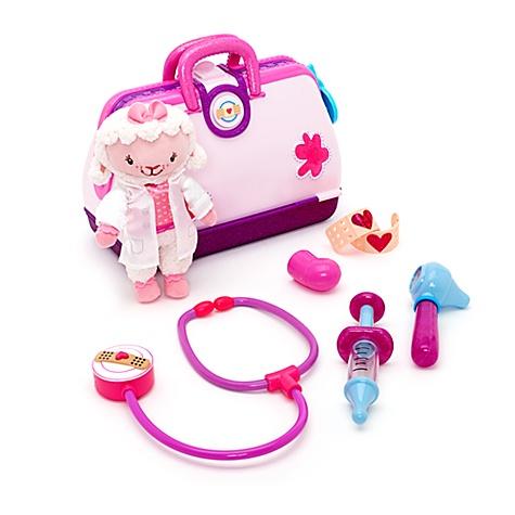 Hôpital Docteur La Peluche avec Câline