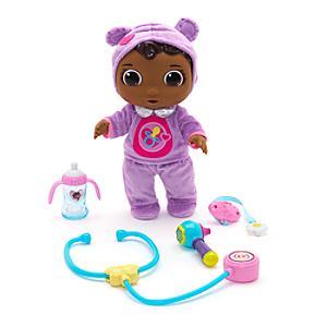 Läs mer om Doktor McStuffins Baby Cece undersökningsdocka