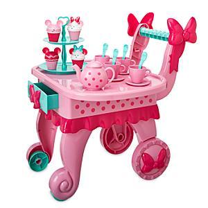 Läs mer om Mimmi Pigg rullvagn med musik, Mimmis Toons