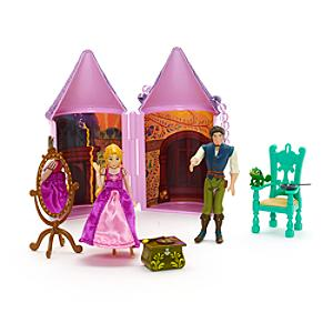tangled-rapunzel-mini-castle-playset