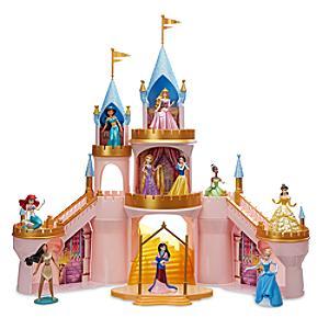 Disney Princess LightUp Castle Playset