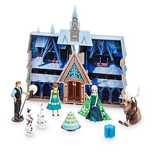 Läs mer om Frost lekset med slott