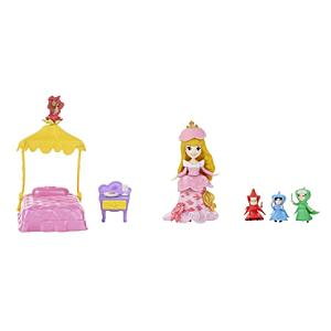 Auroras Fairytale Dreams Mini Doll Set Sleeping Beauty