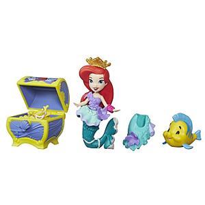 Läs mer om Ariels skattkista med minidockset, Den lilla sjöjungfrun