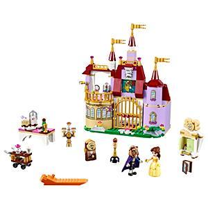 Läs mer om LEGO Belles förtrollade slott, set 41067