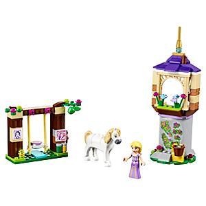 Läs mer om LEGO Rapunzels bästa dag någonsin, set 41065