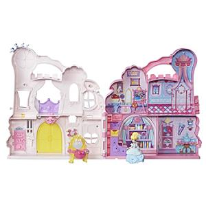 Läs mer om Disney Prinsessor Play n Carry slott
