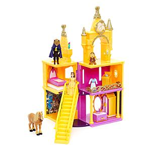 beauty-the-beast-deluxe-castle-playset