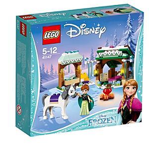 Läs mer om LEGO Frost Annas vinteräventyr set 41147