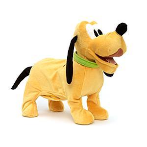 Läs mer om Pluto rolig mekanisk leksak, Musse och Racergänget
