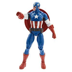 Läs mer om Captain America talande actionfigur