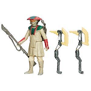 Läs mer om Star Wars The Force Awakens Desert Mission Constable Zuvio-figur 9,5 cm