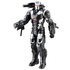 Läs mer om War Machine: Titan Hero 30 cm actionfigur, Captain America: Civil War