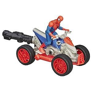 Läs mer om Web Warriors Spider Man ATV