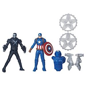 Läs mer om Captain America kontra Marvels Crossbones figurer, Captain America: Civil War