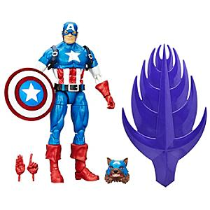 Captain America Legends 15 cm figur, Captain America: Civil War