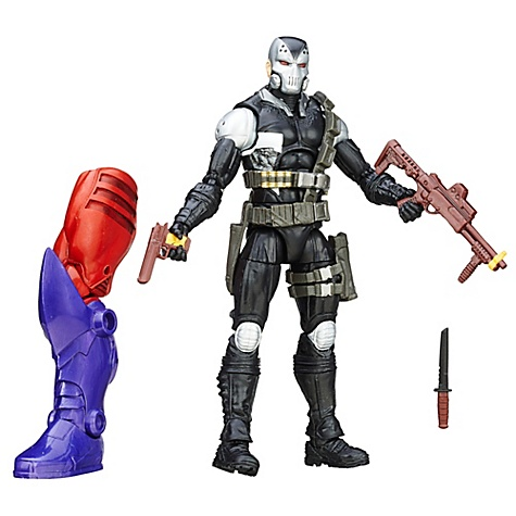 Figurine Scourge Legends de 15,5 cm, Captain America : Civil War