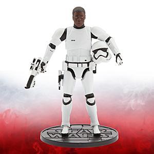Star Wars Wars Elite Series diecast-figur Finn som Stormtrooper, 16,5 cm