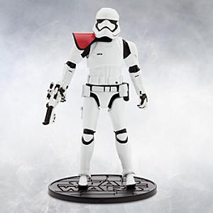 Läs mer om First Order Stormtrooper Officer Elite Series die-cast-figur, Star Wars: The Force Awakens