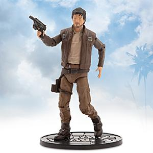 Läs mer om Captain Cassian Andor Elite Series die-cast-figur, Rogue One: A Star Wars Story