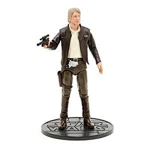 Läs mer om Han Solo Elite Series Die-Cast Figure, Star Wars: The Force Awakens
