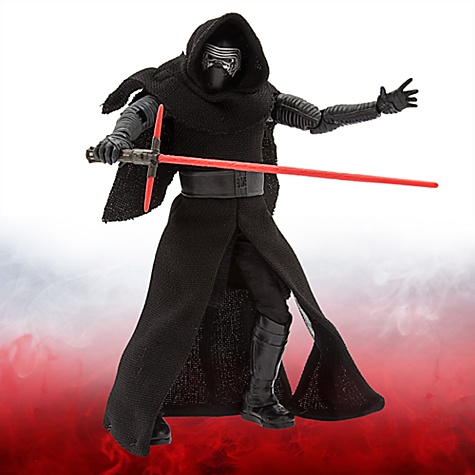 Figurine articulée de Kylo Ren, Star Wars : Le Réveil de la Force