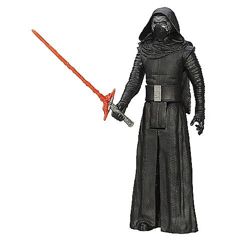 Figurine articulée de 30 cm Titan Hero Kylo Ren, Star Wars : Le Réveil de la Force