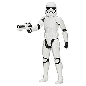 First Order Stormtrooper Titan Hero 12 Action Figure Star Wars The Force Awakens