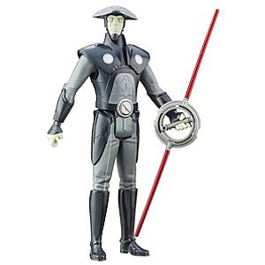 Fifth Brother Inquisitor Titan Hero 12 Action Figure Star Wars Rebels