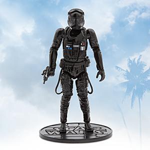 Läs mer om First Order TIE-stridspilot, formgjuten Elite Series-figur, Star Wars