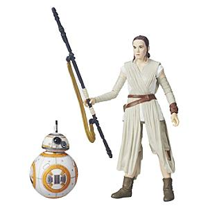 Läs mer om Rey och BB-8 Black Series figurer, Star Wars: The Force Awakens