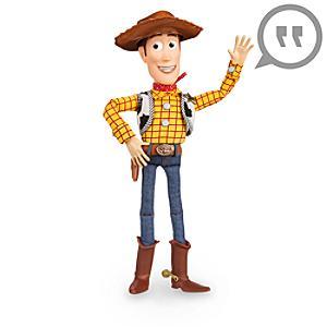 Läs mer om Talande Woody-figur, Toy Story