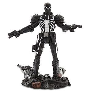 Läs mer om Flash Thompson Venom-actionfigur i särskild samlarutgåva, Marvel Select