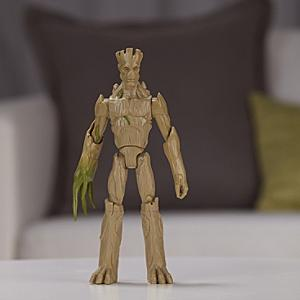 Läs mer om Groot växande figur, Guardians of the Galaxy