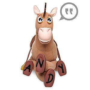 Läs mer om Bullseye talande actionfigur, Toy Story