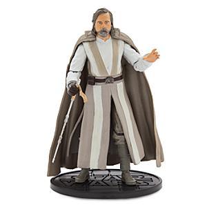 Läs mer om Luke Skywalker, Elite-serien, diecast-actionfigur, Star Wars: The Last Jedi