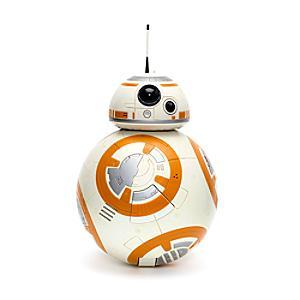 Läs mer om Talande interaktiv BB-8 actionfigur, Star Wars