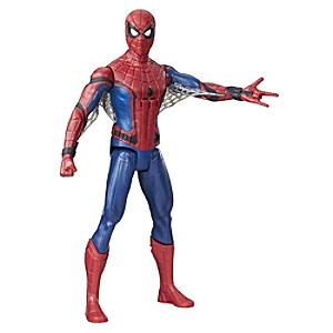 SpiderMan Homecoming Eye FX Talking Action Figure